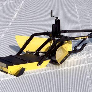 SNO-BLASTER snow groomer